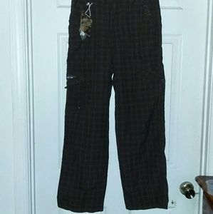 Micros brand cargo pants